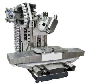 Spinner VC1650 - Compact, Heavy-duty 5-axis Machining Centre